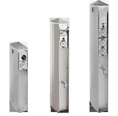 MXS Service Pillars