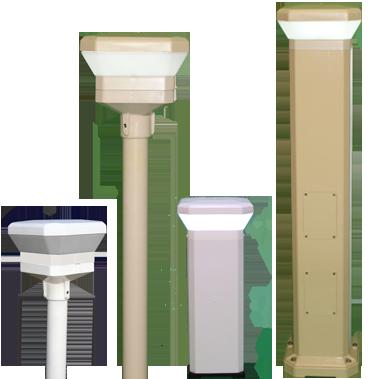 Bollard Lighting (CL500, ML500-1000)