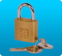 C-FLockP Enclosure Padlock and Key
