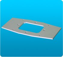 C-XBP-S EXTREME Aluminium base plate- standard