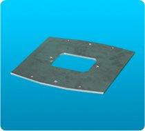 C-XBP-W EXTREME Aluminium base plate- wide