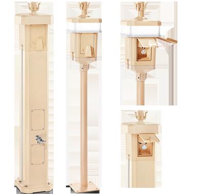 C1 Series Service Pillar (C1-100-1000)