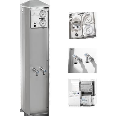 EXTREME Service Pillar (MX1000W-1200W)