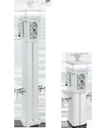 M2 Series Service Pillar (M2-500-1000)
