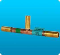 P-WM2W 2 Way Water Manifold